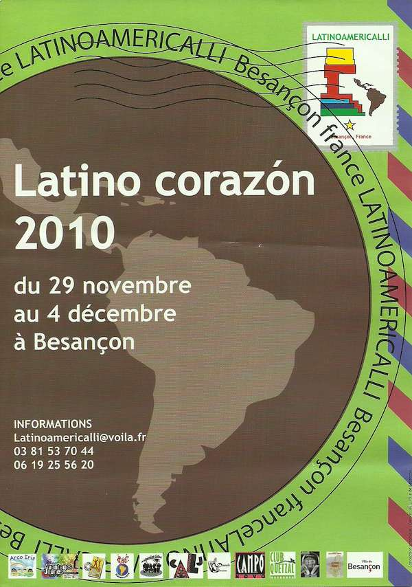 Latino corazon 2010