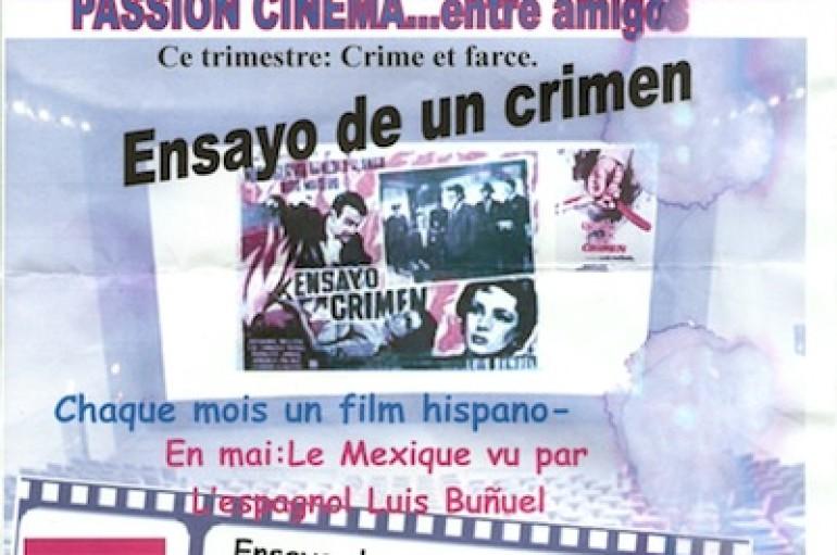 Projection du film Ensayo De Un Crimen le 19 mai 2011