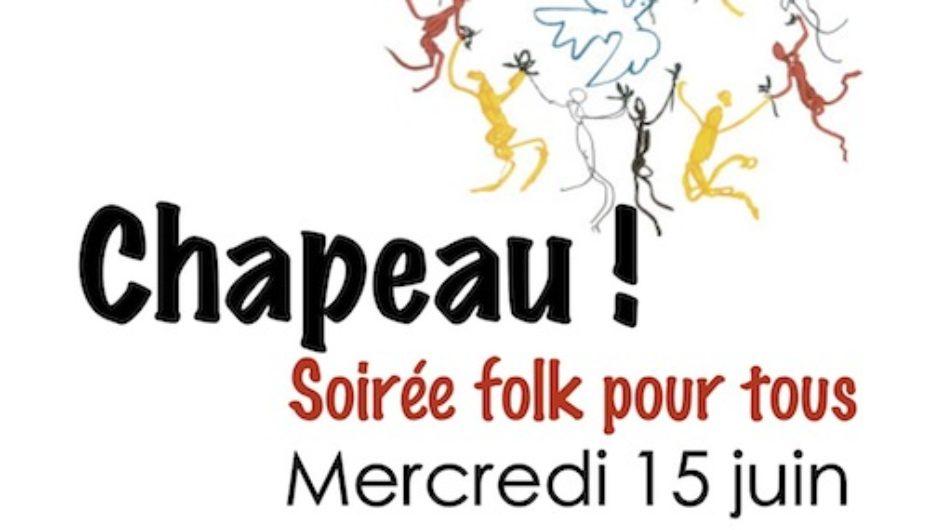 Soirée Folk pour tous – 15 juin 2011