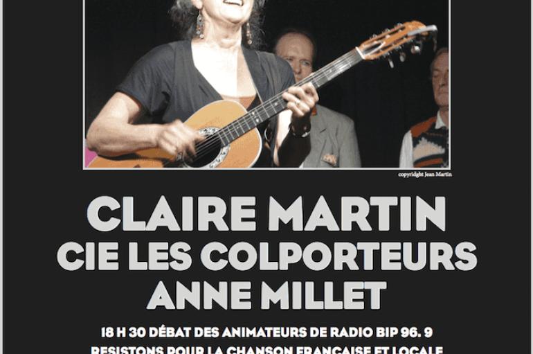 10 Juin 18 h30 débat 20 h30 concert
