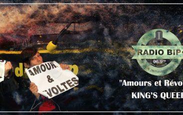 Prémiere emission des King's Queer : A ECOUTER !