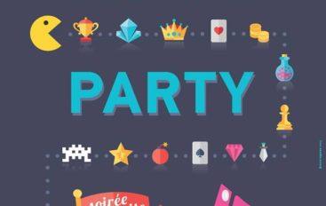 Soirée Games Party