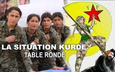 Table ronde sur la situation au Kurdistan