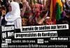 6 MARS – Salle Battant : SOLIDARITE AVEC LES LUTTES DES FEMMES AU KURDISTAN