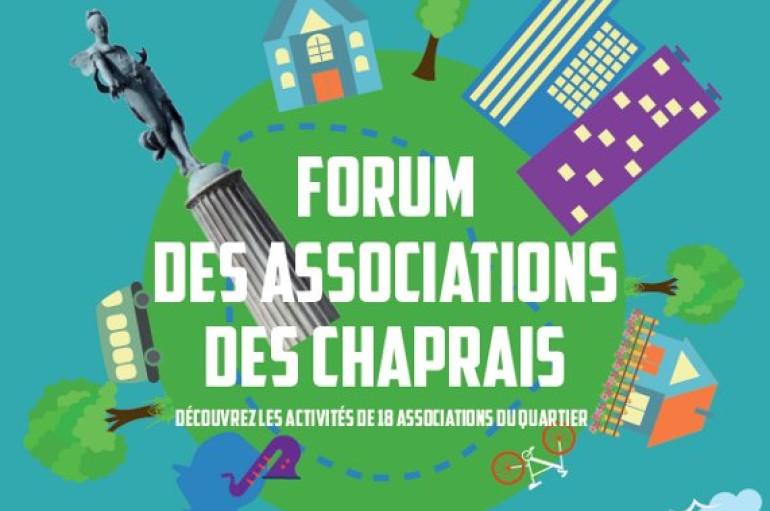 12 Mars – Forum des associations des Chaprais