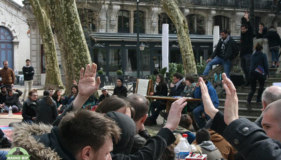#NuitDebout à Besançon