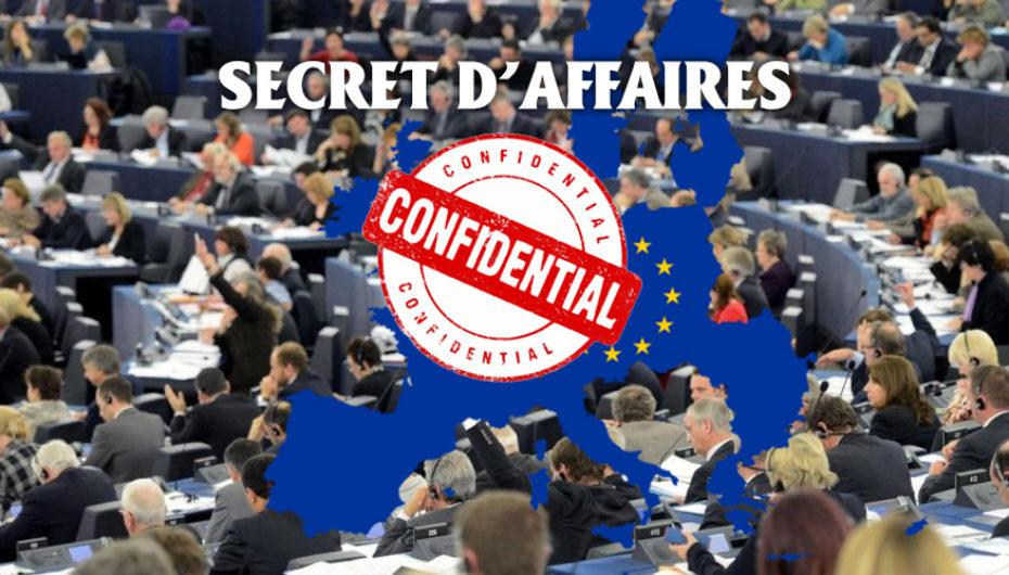 Loi Européenne : «Secrets d'affaires». Comment les eurodéputés de notre région ont voté ?