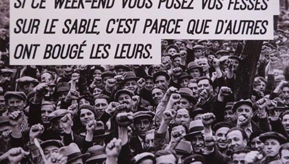 1er Mai : La journée de luttes symbolique