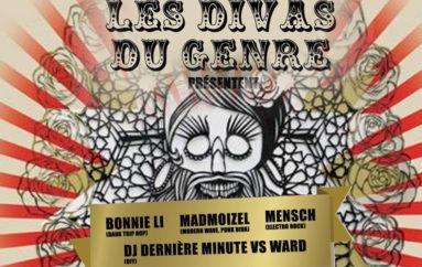"""ÉVÉNEMENT: """"Les Divas du genre"""""""