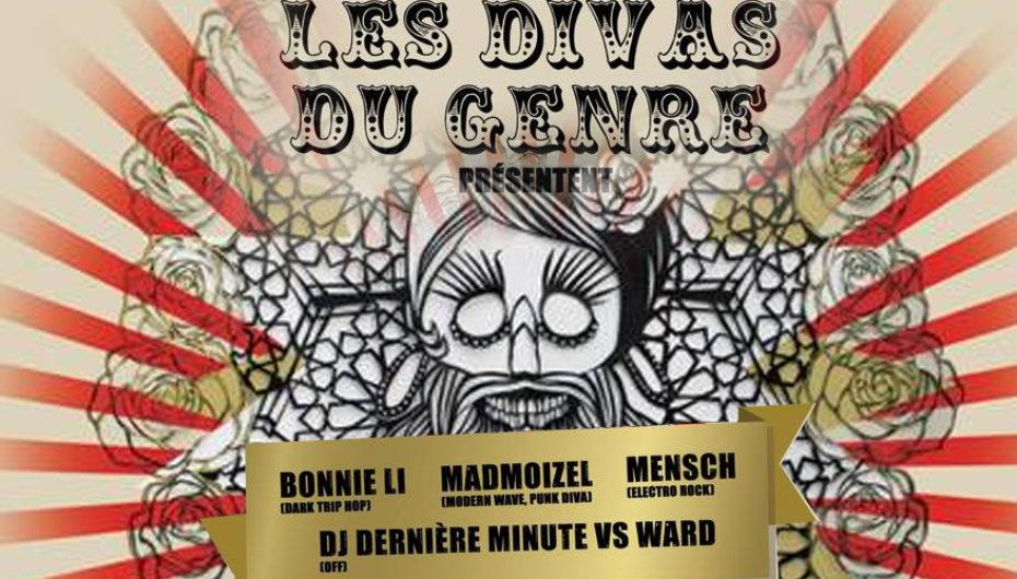 ÉVÉNEMENT: «Les Divas du genre»