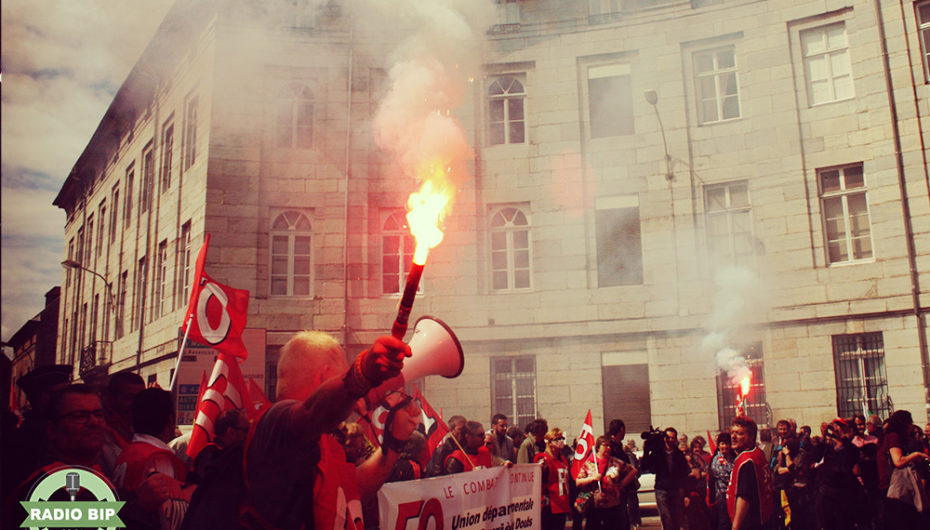 Manifestations 17 mai à Besançon