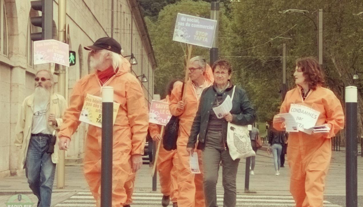 CETA, TAFTA: Pas d'accord !