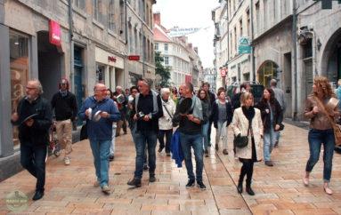 Concert de «Casseroles Debout» à Besançon