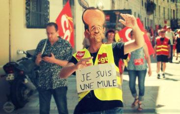 Manifestations du 23 Juin