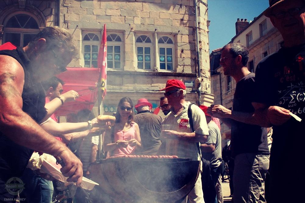 23-Juin-2016-Manifestations-Besancon-Barbecue-CGT