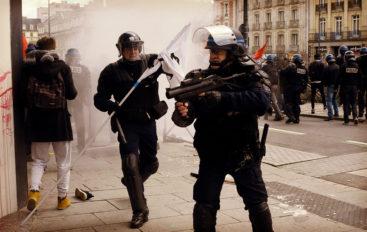 Violences policières : il faut que ça cesse !