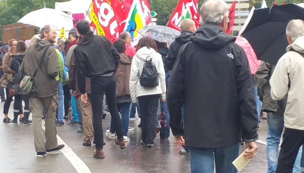 15 septembre : Grande journée nationale de mobilisation contre la Loi Travail