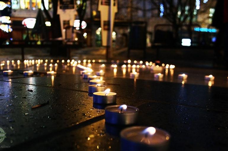 25 novembre – Journée contre les violences faites aux femmes