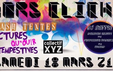 """Lectures """"Qu'ouir"""" intempestives & DJ Battle"""
