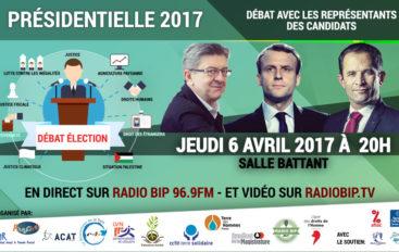 Débat élection présidentielle 2017