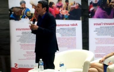Vidéo : Conférence avec Barbara Romagnan et Edwy Plenel