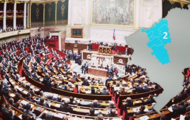 Résultats élections législatives 2e circonscription du Doubs