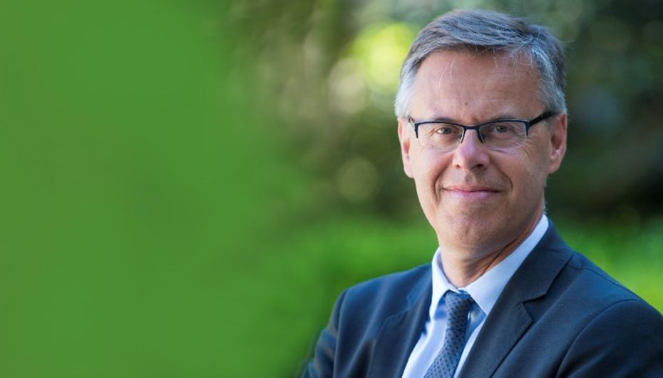Elections législatives : Eric Alauzet candidat 2e circonscription du Doubs