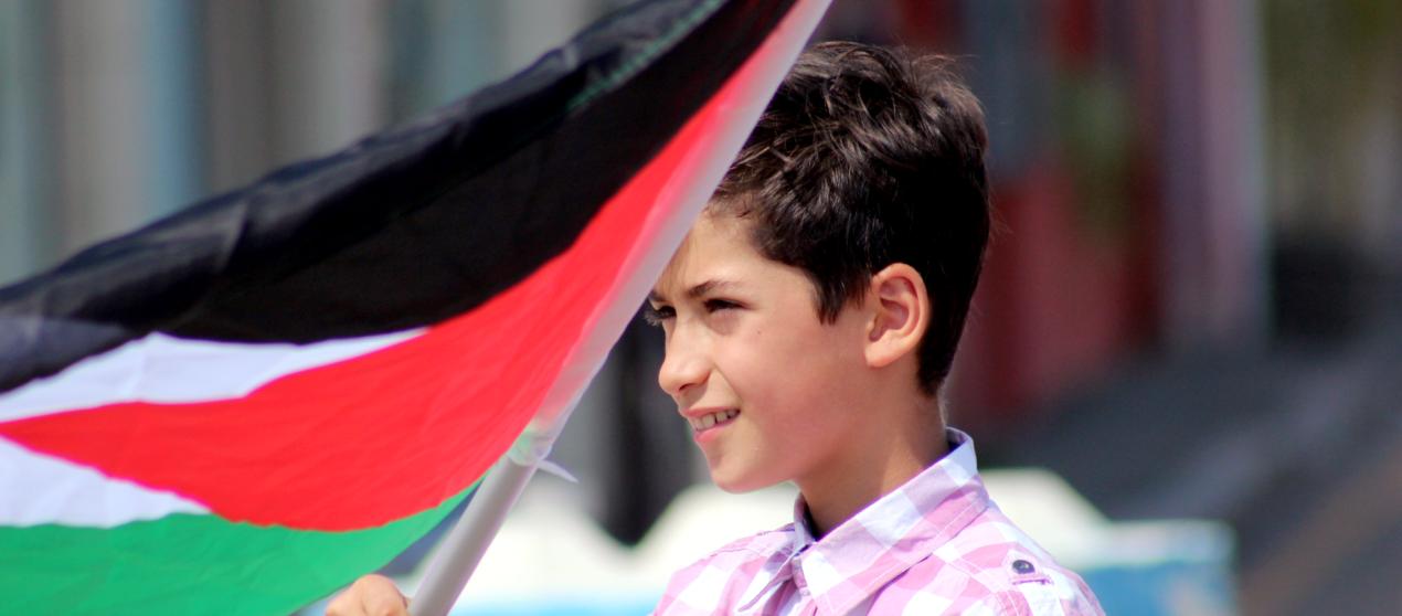 Manifestation à Belfort pour la Palestine