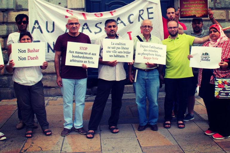 «Jasmin» – nouvelle association interculturelle pour la Syrie