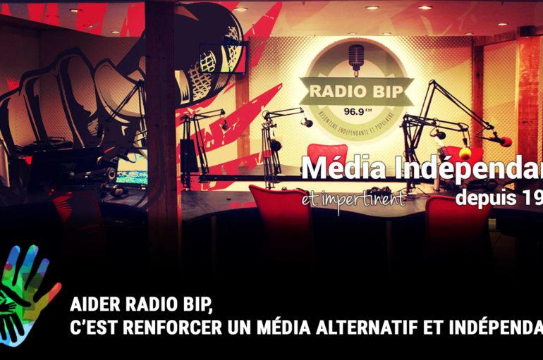 Mobilisez-vous pour Radio BIP !