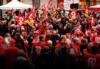 Plus de 2000 personnes dans la rue à Besançon