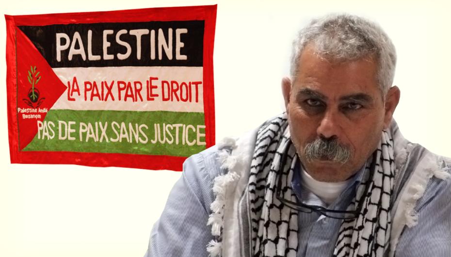 Vidéo : Conférence-débat avec Fayez Taneeb «L'olivier en Palestine»