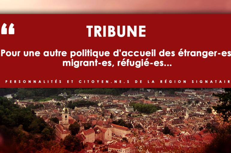 Cent personnes signent une tribune à Besançon