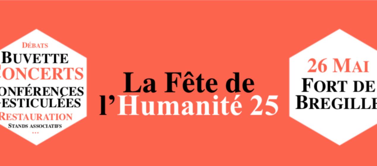 Fête de l'Humanité 25 – Besançon
