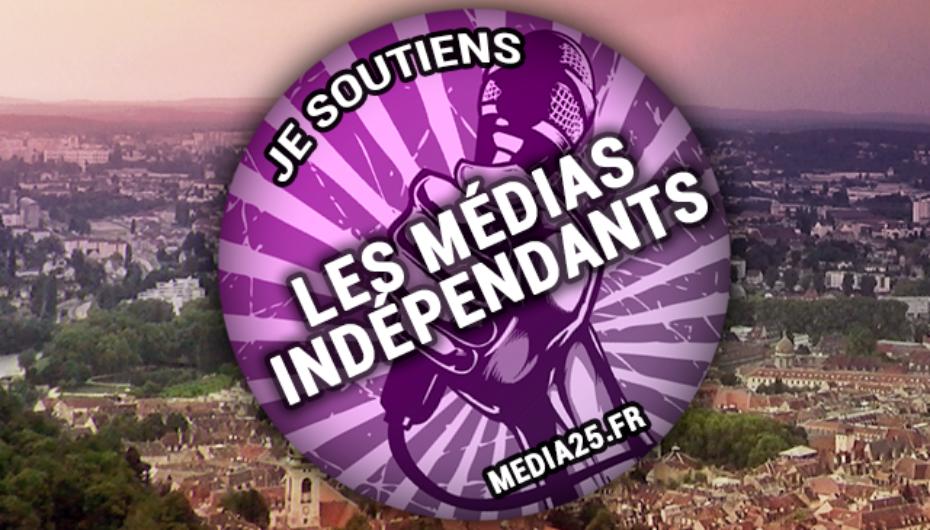 Campagne de dons pour Radio BIP / Média 25