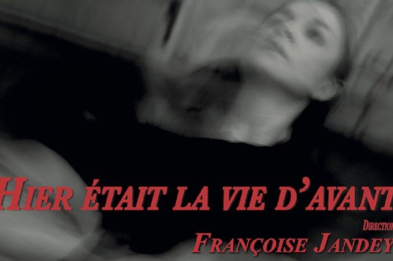 """""""HIER ÉTAIT LA VIE D'AVANT"""" – Première représentation"""