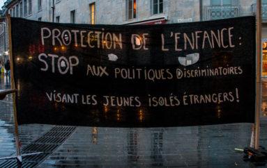 Reportage photo – Journée internationale des droits de l'enfant à Besançon