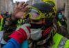 "Photo reportage : Les ""Street medics"" Gilets Jaunes à Dijon"