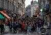Photo-reportage : Manifestation des lycéen.ne.s de Besançon