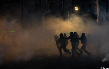 Photo Reportage: Gilets Jaunes, acte 9 – Partie 1
