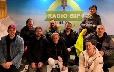 Podcast émission avec les Gilets Jaunes de Besançon