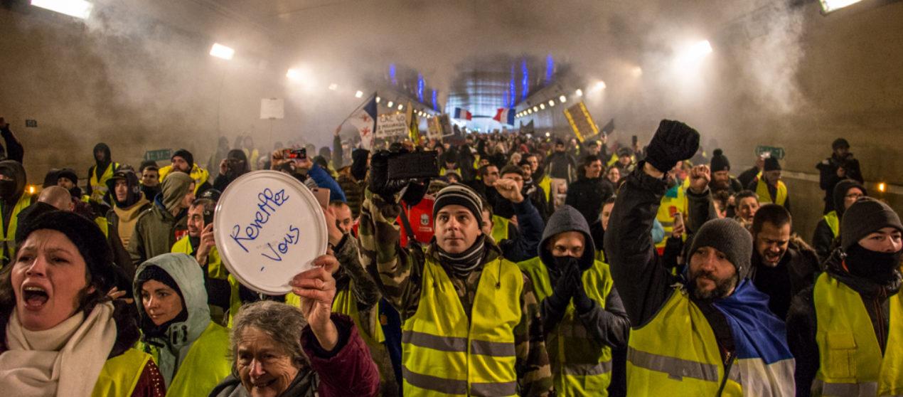 Photo Reportage: Gilets Jaunes, acte 9 – Partie 2