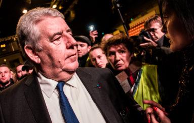 Rencontre «électrique» entre les Gilets Jaunes et le Maire de Besançon