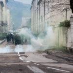 Photo Reportage – Manifestation Gilets Jaunes à Besançon