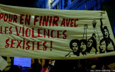 Photoreportage: Journée de lutte pour les droits des femmes à Besançon