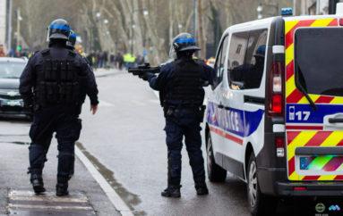 Interdiction de manifester autour du commissariat de Besançon
