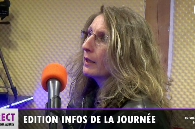 Interview exclusive avec la maman du jeune blessé lors de l'acte 20