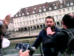 Alerte Info : Deux reporters de 2 médias indépendants de Besançon en GAV