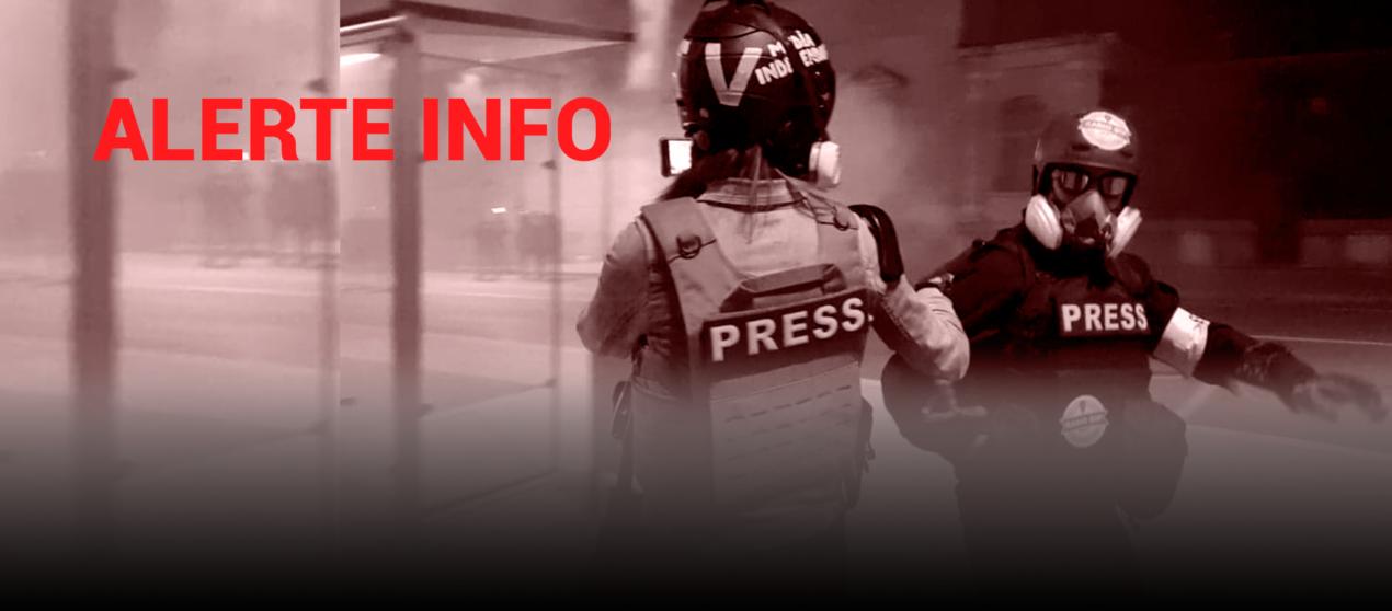 Alerte info: Notre reporter convoqué par la police