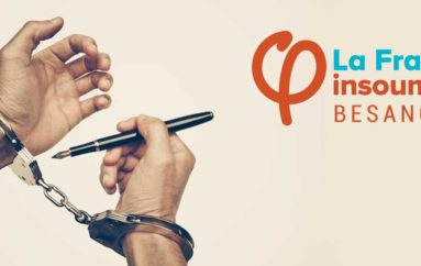 La France Insoumise Besançon apporte son soutien au reporter